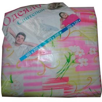 Одеяло 1,5 спальное (синтепон)